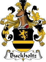 Primary image for Buckholtz Family Crest / Coat of Arms JPG or PDF Image Download