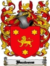 Bauwens Family Crest / Coat of Arms JPG or PDF Image Download - $6.99