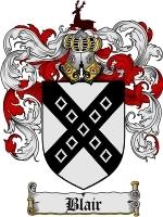 Blair coat of arms download