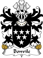 Bonvile coat of arms download