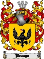 Primary image for Brungs Family Crest / Coat of Arms JPG or PDF Image Download
