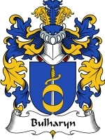 Primary image for Bulharyn Family Crest / Coat of Arms JPG or PDF Image Download
