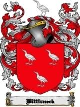 Bittirneck Family Crest / Coat of Arms JPG or PDF Image Download - $6.99