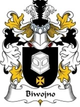 Biwojno Family Crest / Coat of Arms JPG or PDF Image Download - $6.99