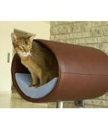house special #8 leather exotic cat house - $1,500.00