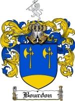 Bourdon coat of arms download