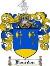 Bourdon coat of arms download thumb200