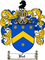 Primary image for But Family Crest / Coat of Arms JPG or PDF Image Download