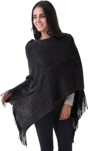 Black Grace Cardigan cape cloak one size fits most NEW