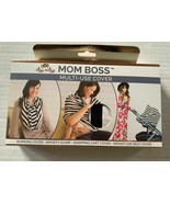 Mom Boss Multi Use Cover Nursing, Scarf,Car Seat and Cary Cover Itzy Rit... - $14.70