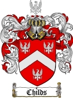 Primary image for Childs Family Crest / Coat of Arms JPG or PDF Image Download
