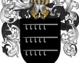 Chowne coat of arms download thumb155 crop