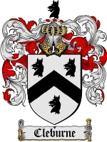 Cleburne coat of arms download