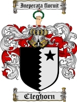 Primary image for Cleghorn Family Crest / Coat of Arms JPG or PDF Image Download