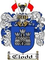 Clodd coat of arms download