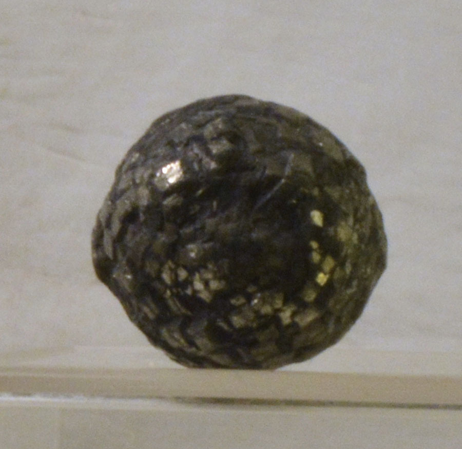#3236 Pyrite Ball - China