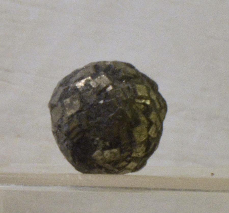 #3236 Pyrite Ball - China