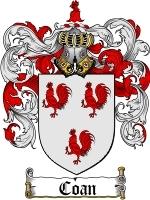 Coan coat of arms download