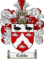 Cobbe coat of arms download