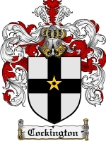 Cockington coat of arms download