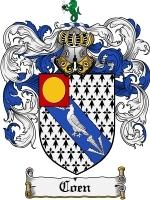 Coen coat of arms download