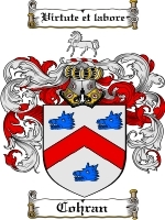 Cohran coat of arms download
