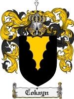 Cokayn coat of arms download