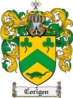 Corigen coat of arms download