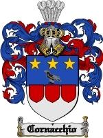 Cornacchio coat of arms download