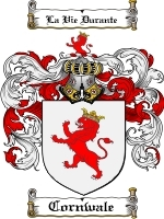 Cornwale coat of arms download