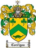 Corrigen coat of arms download