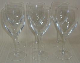 Villeroy & Boch Wine Glasses Lot of 6  - $69.29
