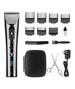 WONER Cordless Hair Cutting Machines, Hair Clippers for Men, Hair Trimme... - $37.92
