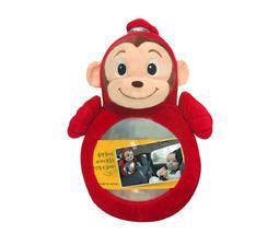 "Toy Trons Coco Mong Mirror Stuffed Animal Monkey Plush Toy 13.7"" 35cm image 1"