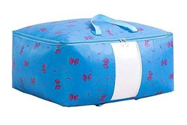 Washable Clothes Storage Bag Oxford Fabric - $14.72