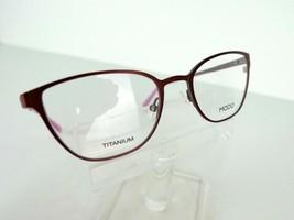 MODO JAPAN TITANIUM Mod.4210 (RUBY) Ruby/  Rose 50 x 19 138 mm Eyeglass ... - $37.36