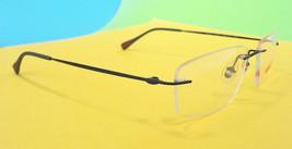 PRADA Men's Frame Glasses PS 54EV Metal 53-17-140 MADE IN ITALY - New! - $199.95