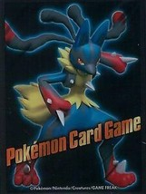 Pokemon card game deck shield Megarukario - $22.25