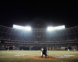 MLB Atlanta Braves Hank Aaron at Bat Home Run 715  Color 8 X 10 Photo Pi... - $5.99