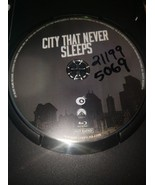 City That Never Sleeps [Blu-ray] DISC ONLY - $7.95