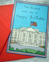 Proud Monkey Productions The Bushes Wish You A Happy Birthday New 2000s - $5.99