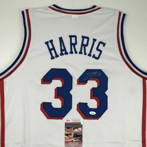 Autographed/Signed TOBIAS HARRIS Philadelphia White Basketball Jersey JS... - €155,92 EUR