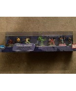 7 Character 2.5 inch 7 Character Marvel Universe Set - $54.32