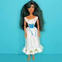 Disney Hunchback Of Notre Dame Esmeralda Barbie Doll Dress Vintage 1995 Mattel - $24.95