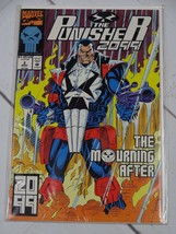 The Punisher 2099 Comic Book #2 (Mar 1993, Marvel) Bagged and Boarded - C2139 - $1.99
