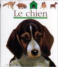 Le chien (MES PREMIERES DECOUVERTES) Bourgoing, Pascale de - $25.24
