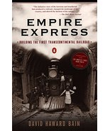 Empire Express: Building the First Transcontinental Railroad [Paperback]... - $13.80