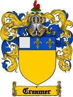 Creamer coat of arms download