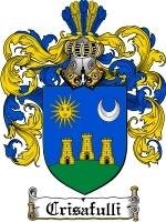 Crisafulli coat of arms download