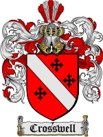 Crosswell coat of arms download